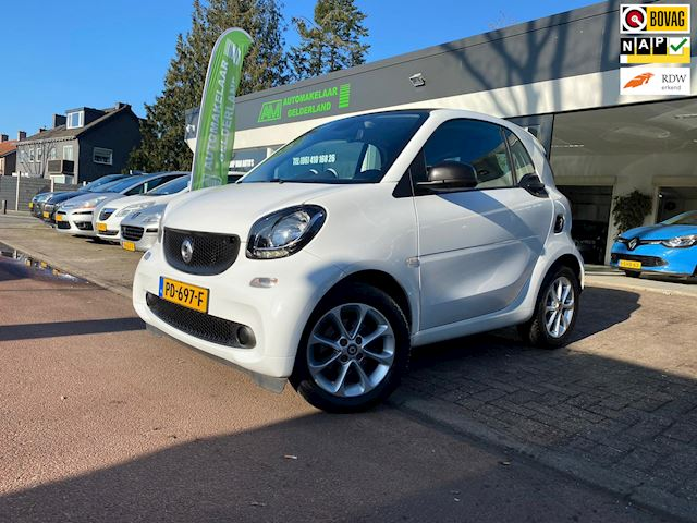 Smart Fortwo 1.0 Passion/Nw Apk/cruise/Airco