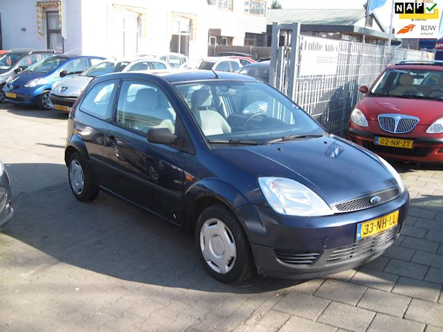 Ford Fiesta 1.25-16V Celebration