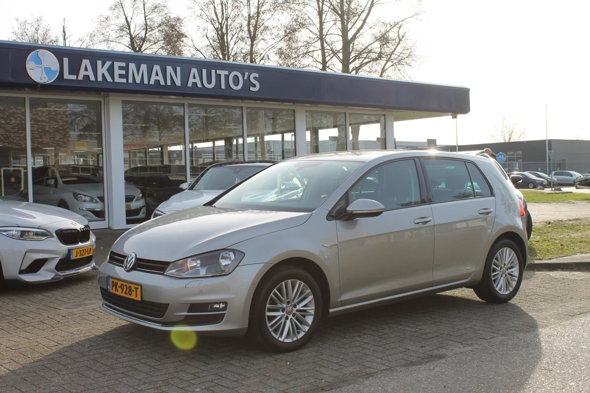Volkswagen Golf occasion - Lakeman auto's Almere B.V.