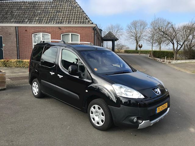 Peugeot Partner Tepee 1.6 HDiF XT Executive 5 PERSOONS
