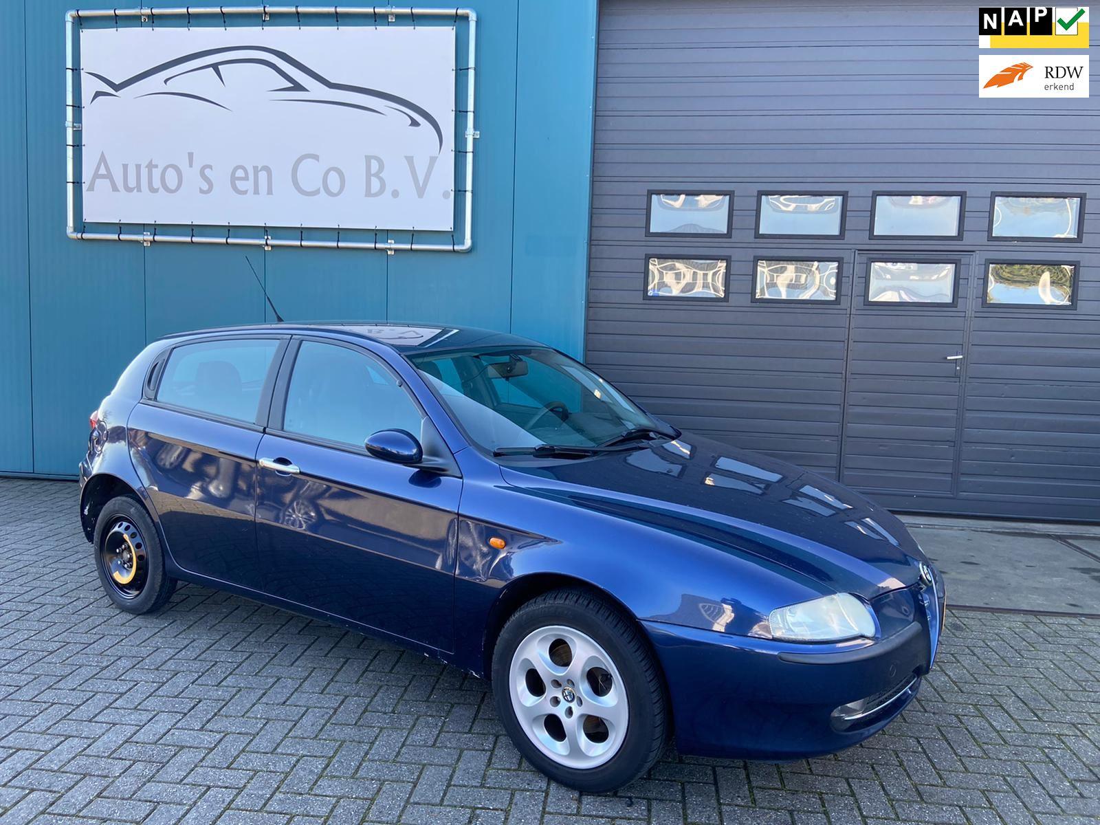 Alfa Romeo 147 occasion - Auto's en Co B.V.