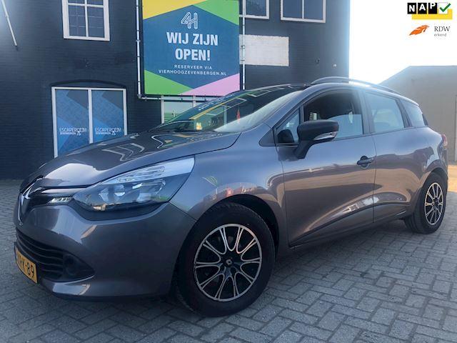 Renault Clio Estate 1.5 dCi ECO Authentique NAP/APK 3-2022/AIRCO/VELGEN