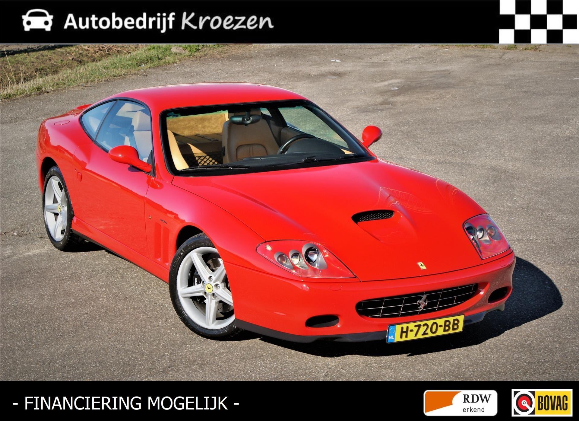 Ferrari 575M occasion - Autobedrijf Kroezen