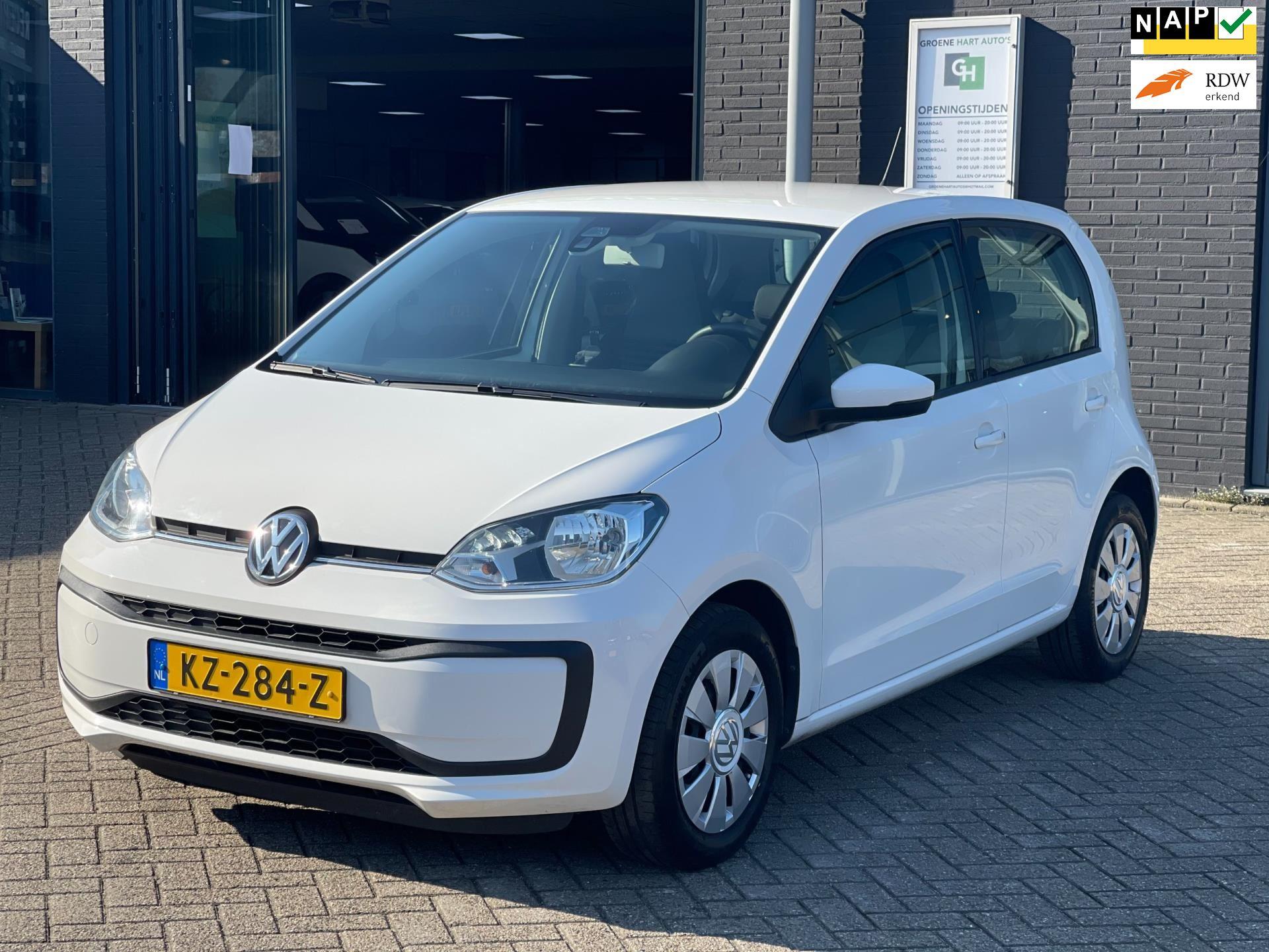 Volkswagen Up occasion - Groene Hart Auto's