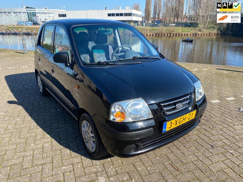 Hyundai Atos occasion - ML Cars - 's-Hertogenbosch
