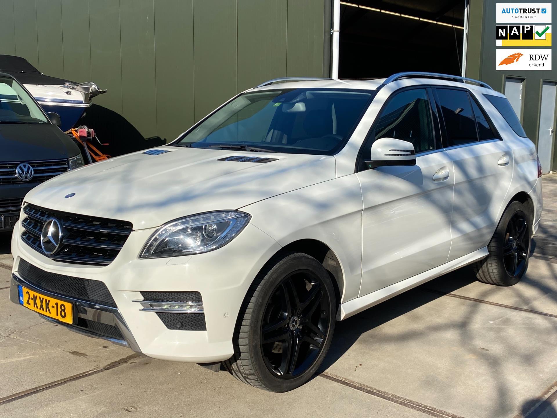 Mercedes-Benz M-klasse occasion - Bierens Auto's