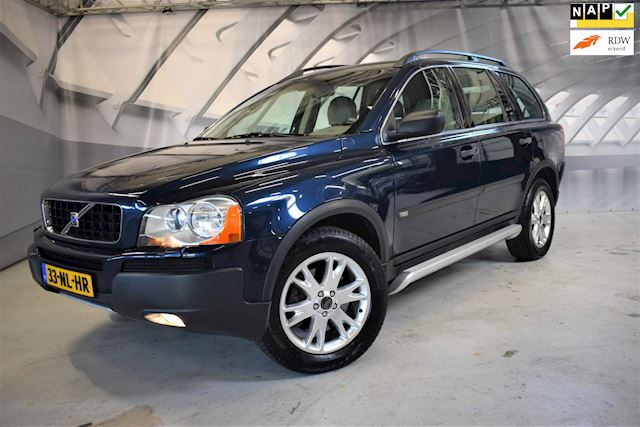Volvo XC90 2.9 T6 Exclusive AWD 7 pers  inr mog