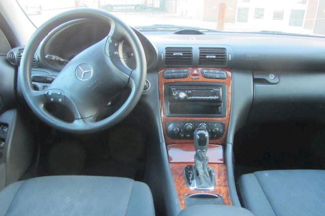 Mercedes-Benz C-klasse 180 Elegance