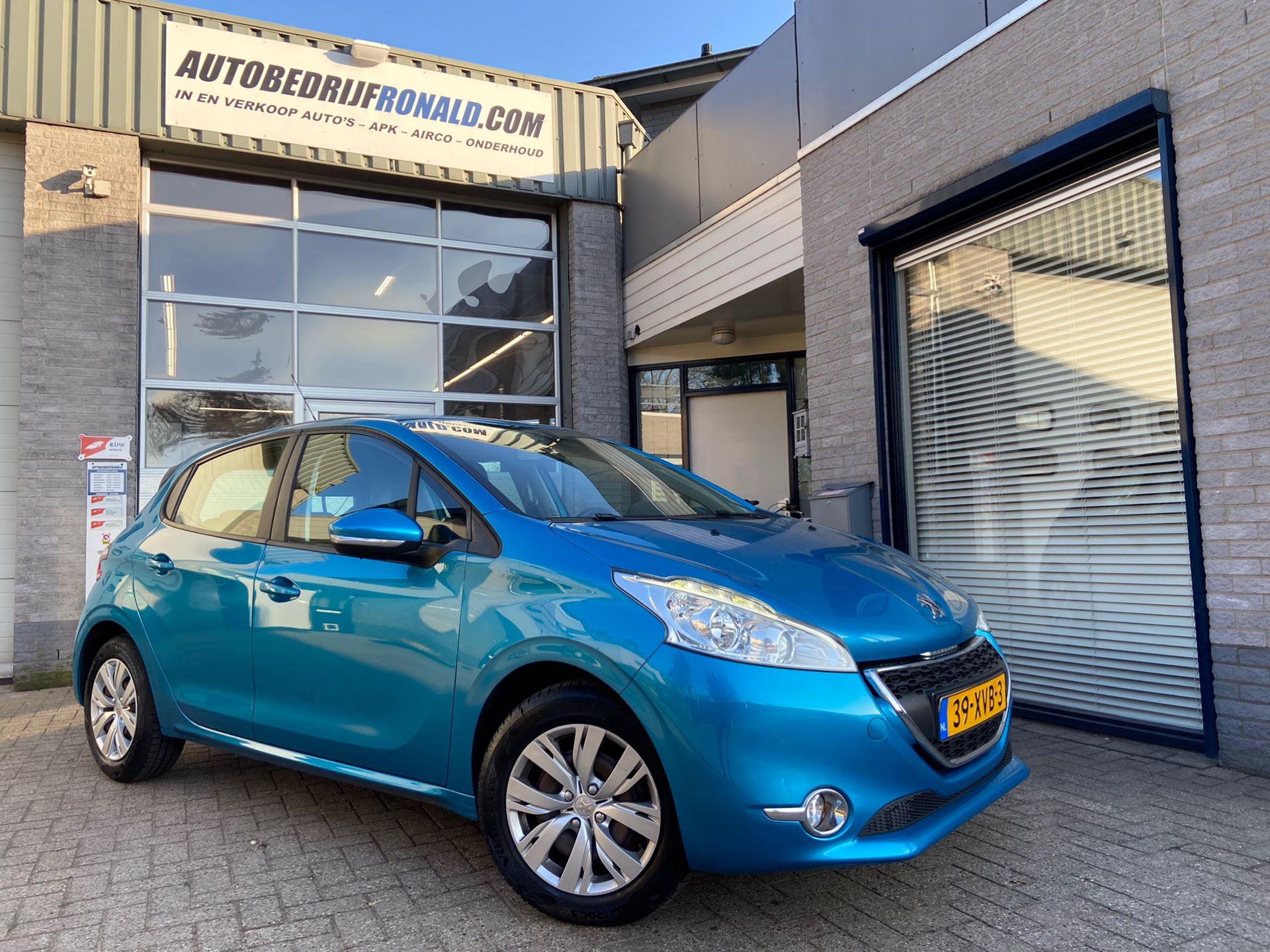 Peugeot 208 occasion - Autobedrijf Ronald