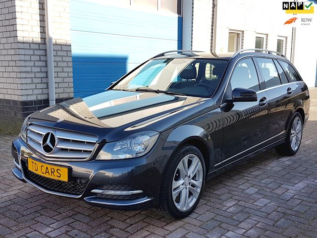 Mercedes-Benz C-klasse Estate occasion - TD Cars