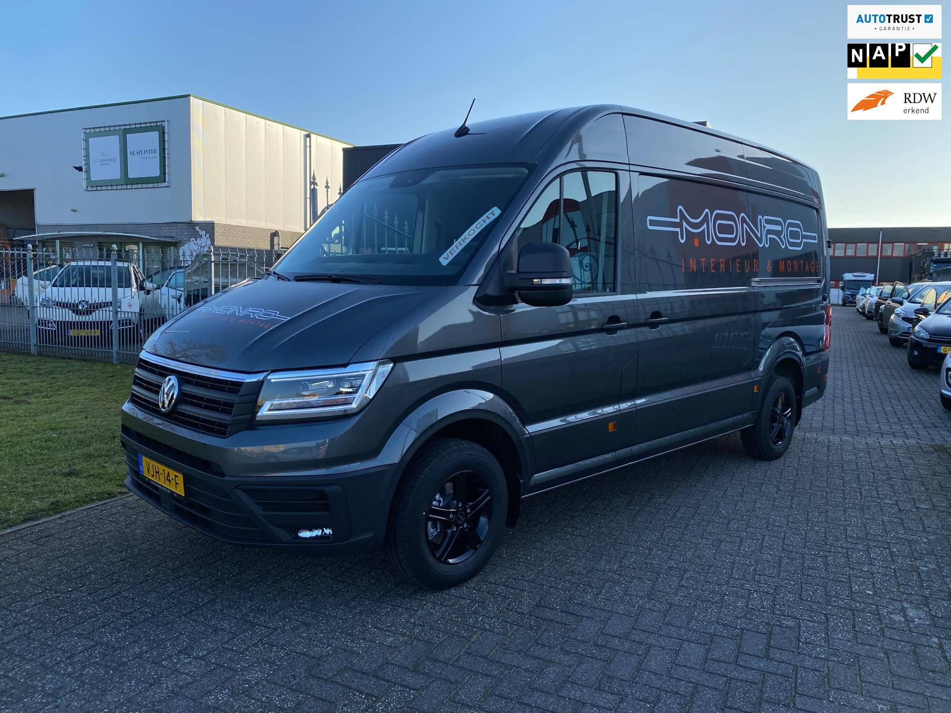 Volkswagen Crafter occasion - MG Auto's
