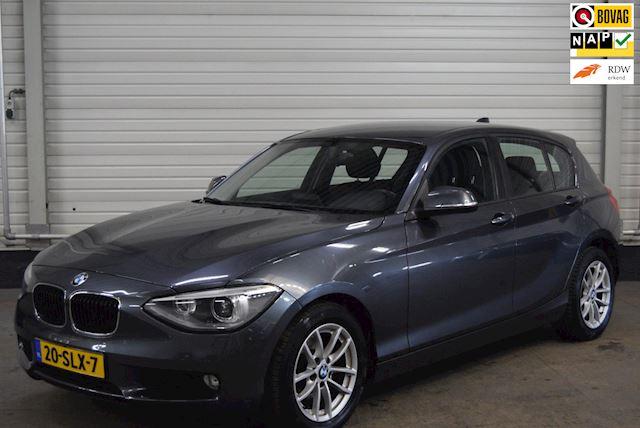 BMW 1-serie occasion - Autobedrijf van de Werken bv