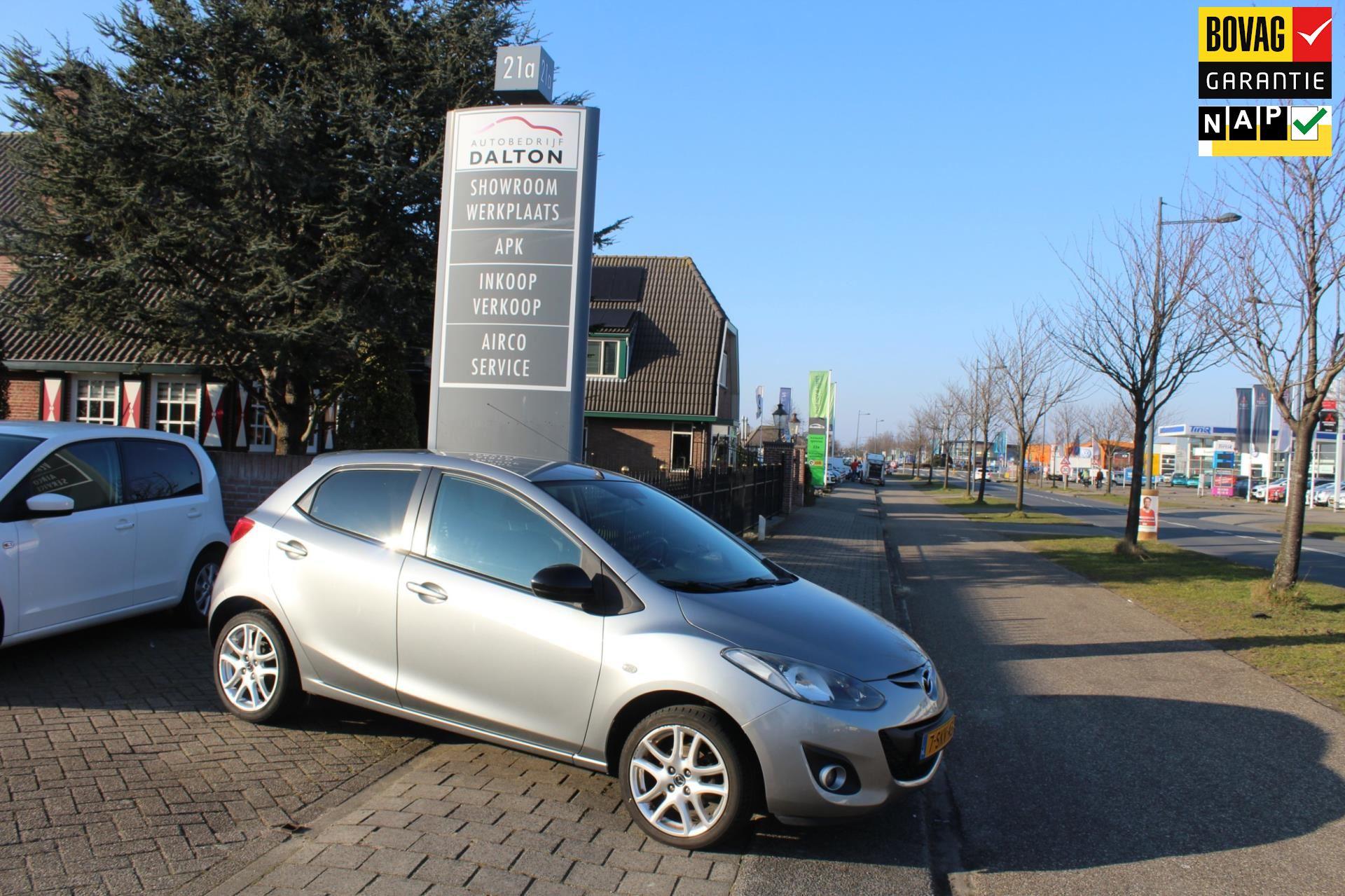 Mazda 2 occasion - Autobedrijf Dalton
