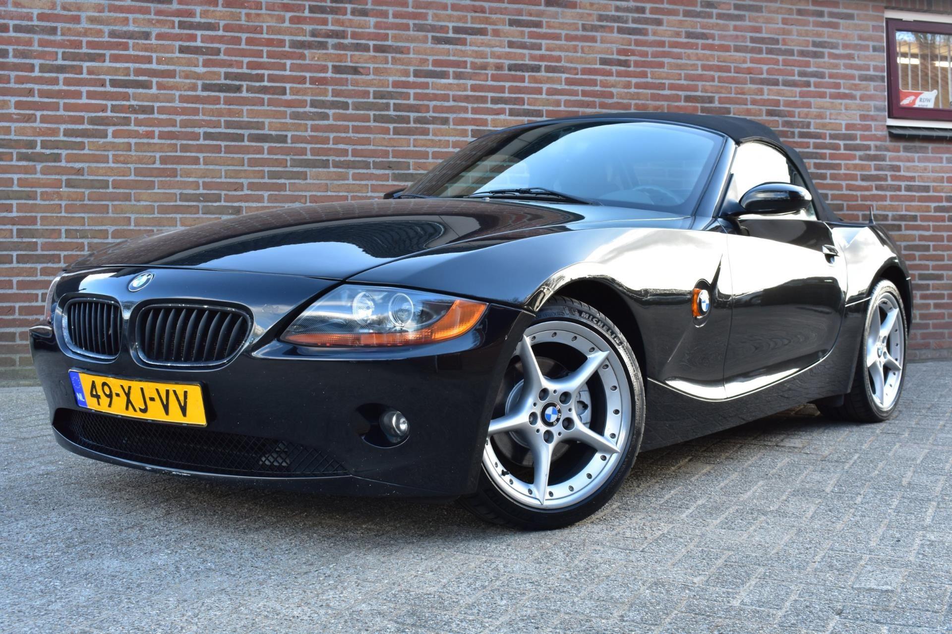 BMW Z4 Roadster occasion - Autobedrijf Prins