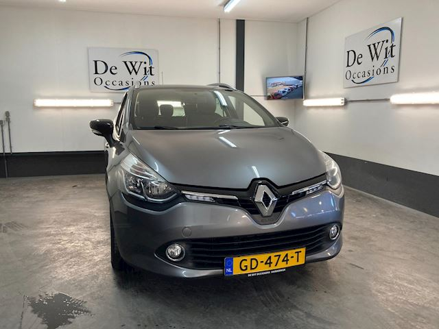 Renault Clio Estate 1.5 dCi ECO Expression met ORG. 109000 KM. van 1e EIG. NAVI./LM WIELEN. NWE APK/GARANTIE !!