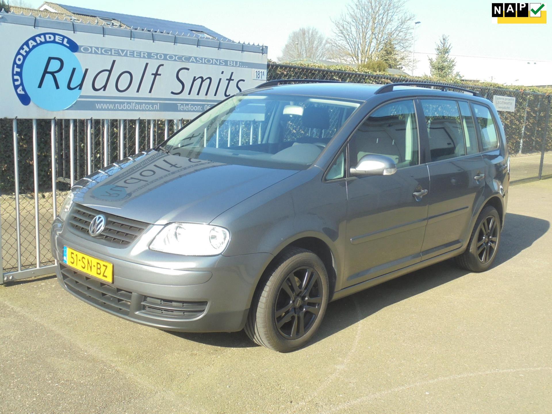 Volkswagen Touran occasion - Autohandel Rudolf Smits