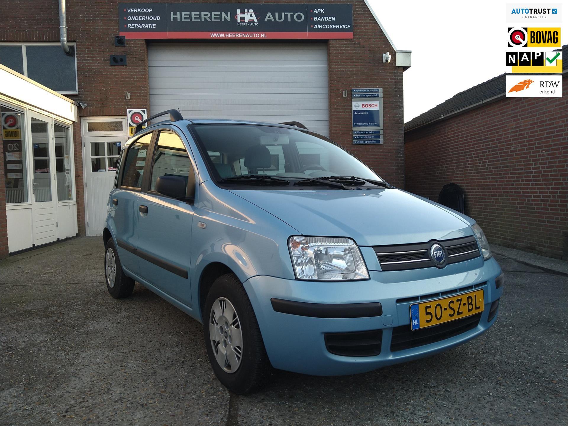 Fiat Panda occasion - Heeren Auto v.o.f.