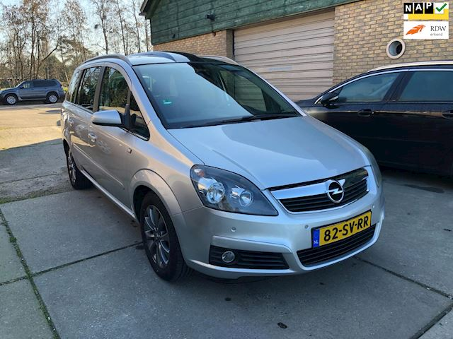 Opel Zafira 1.6 Cosmo, nette Dealerauto, NAP, full options