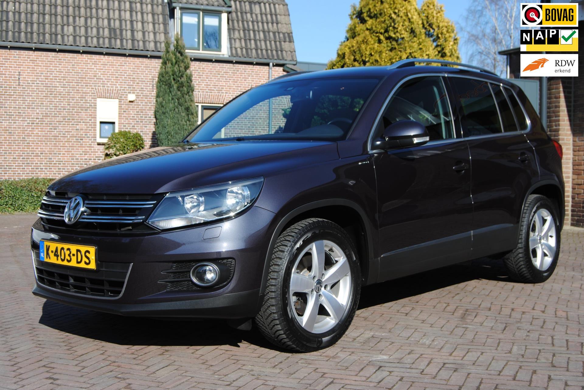 Volkswagen Tiguan occasion - Carservice Verbeek