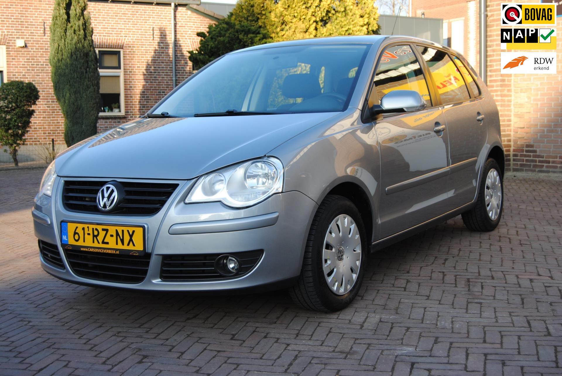 Volkswagen Polo occasion - Carservice Verbeek