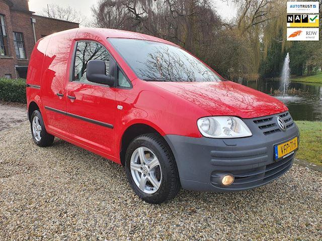 Volkswagen Caddy 1.4 benzine (grijs kenteken) AIRCO apk:03-2022
