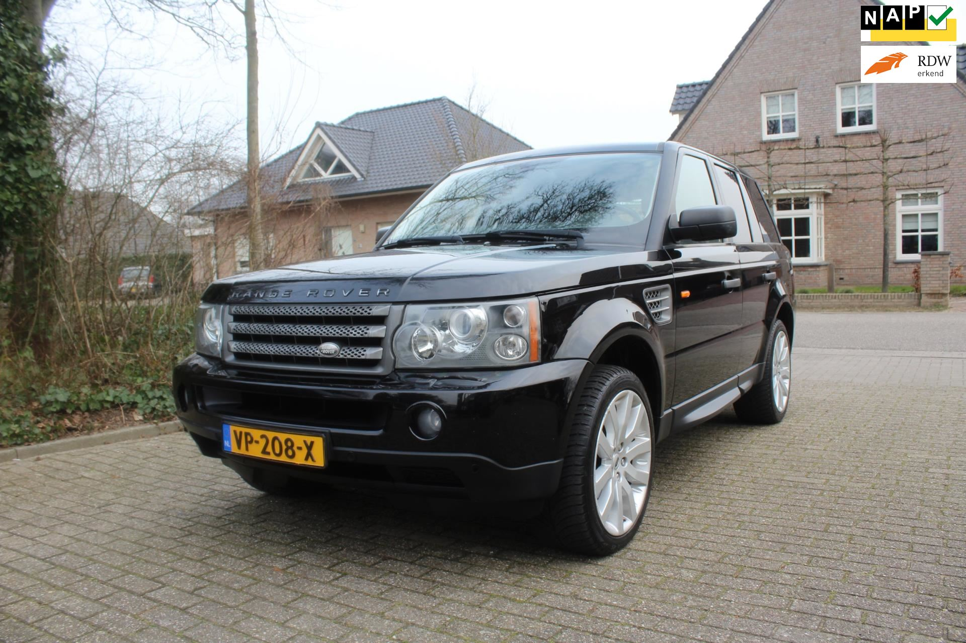 Land Rover RANGE ROVER SPORT occasion - Autogroothandel Ammerzoden