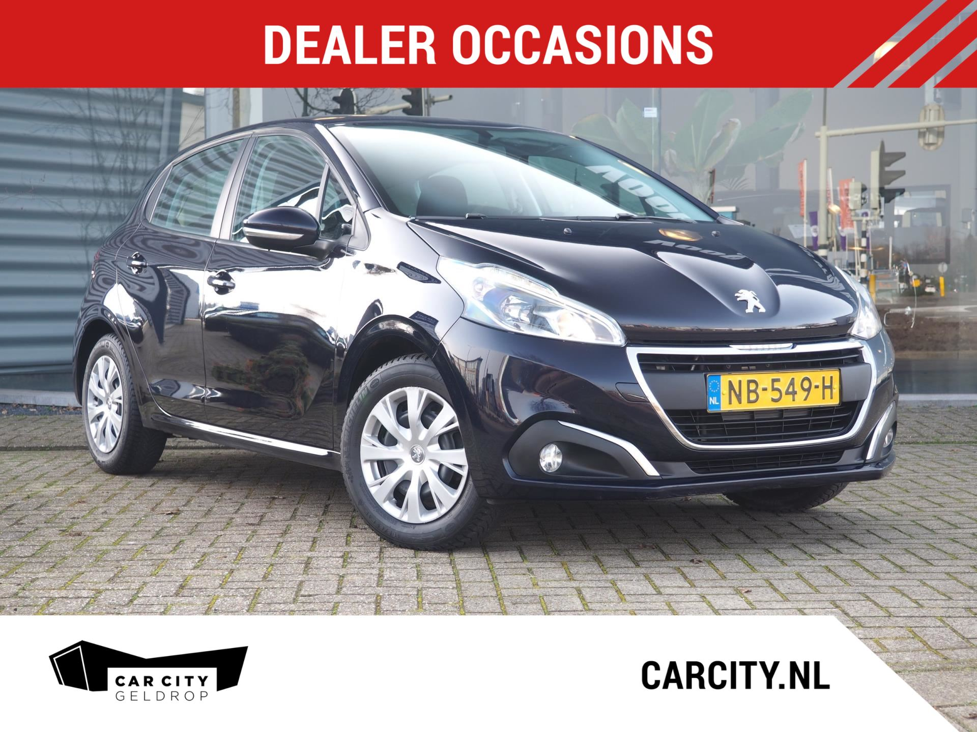 Peugeot 208 occasion - Car City Geldrop