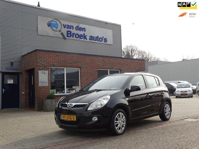 Hyundai I20 occasion - R. van den Broek Auto's
