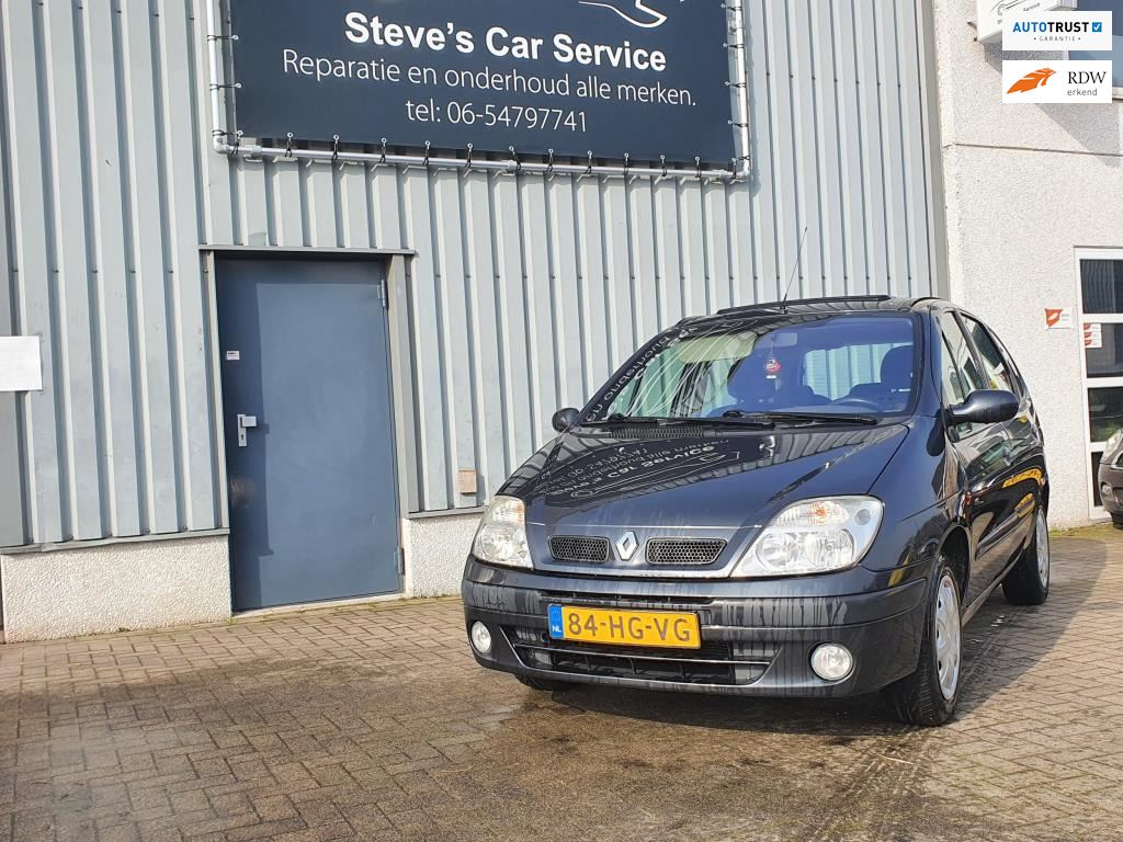 Renault Scénic occasion - Steves Car Service