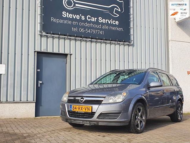 Opel Astra Wagon occasion - Steves Car Service