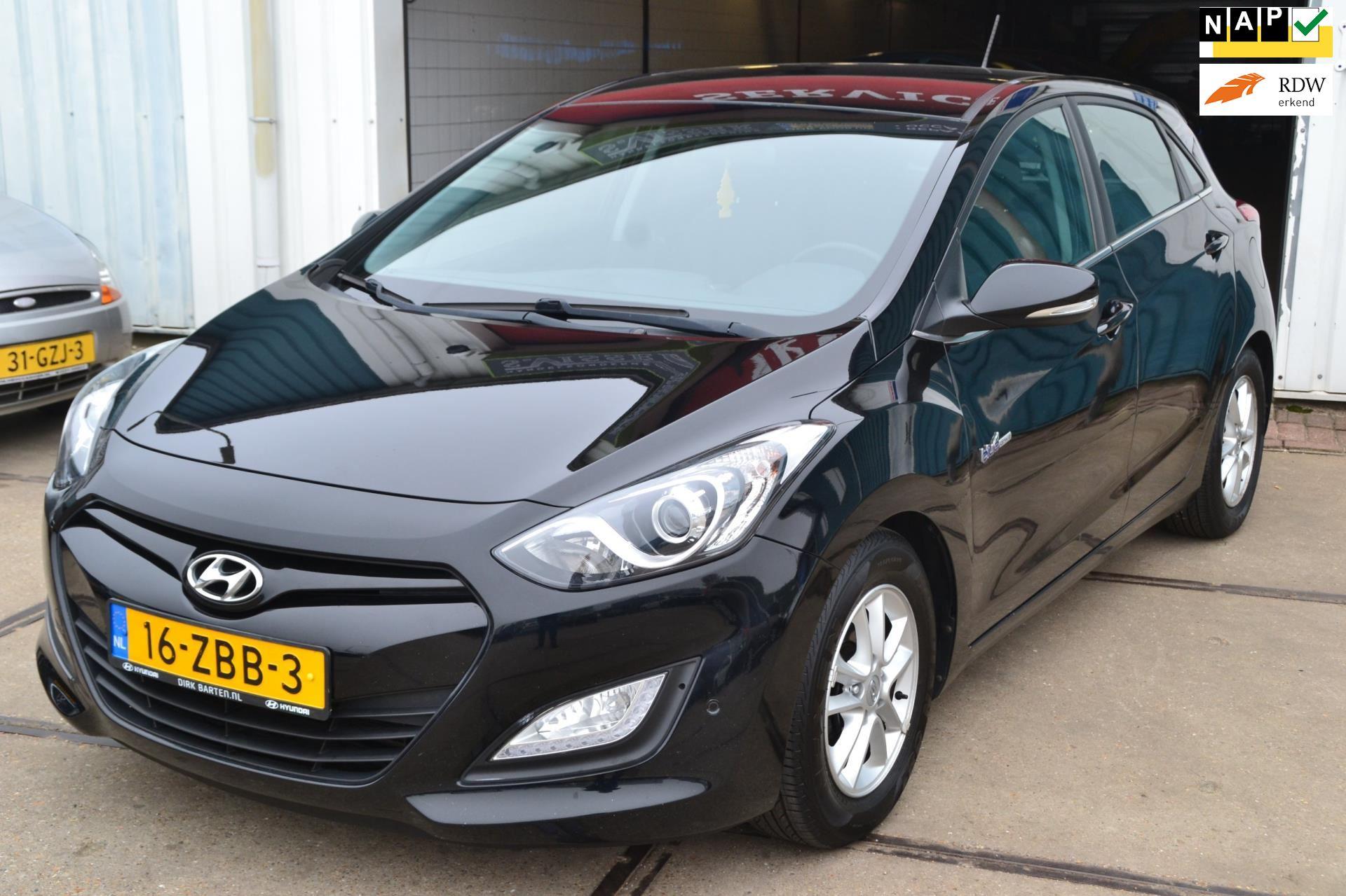 Hyundai I30 occasion - Handelsonderneming S Visser