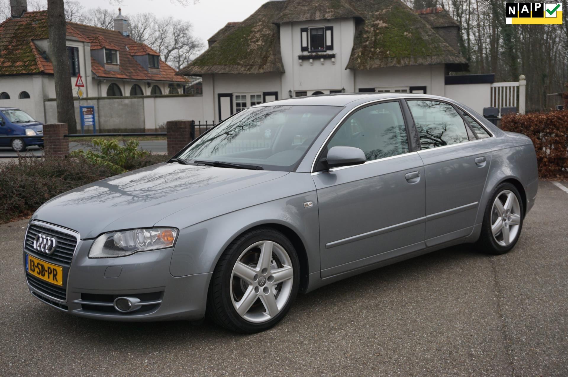 Audi A4 occasion - Autobedrijf Hooghordel