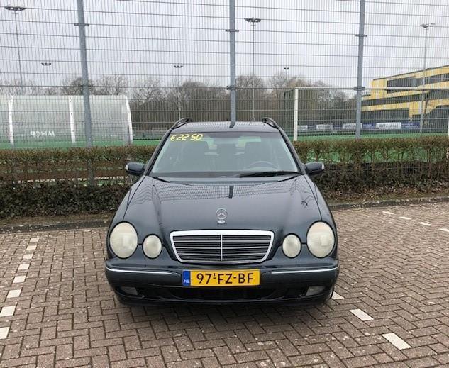 Mercedes-Benz E-klasse Combi occasion - Fes Tuning