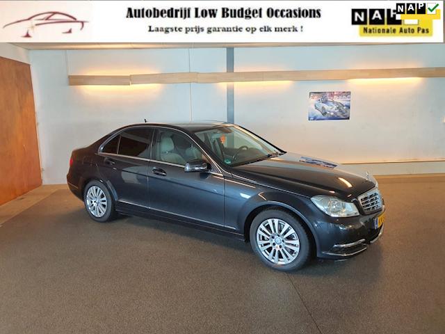 Mercedes-Benz C-klasse 200 CDI Ambition Elegance,Apk Nieuw,Dealer onderhouden,Cruise,Clima,Navigatie,Stoelverwarming,Veel Opties!!