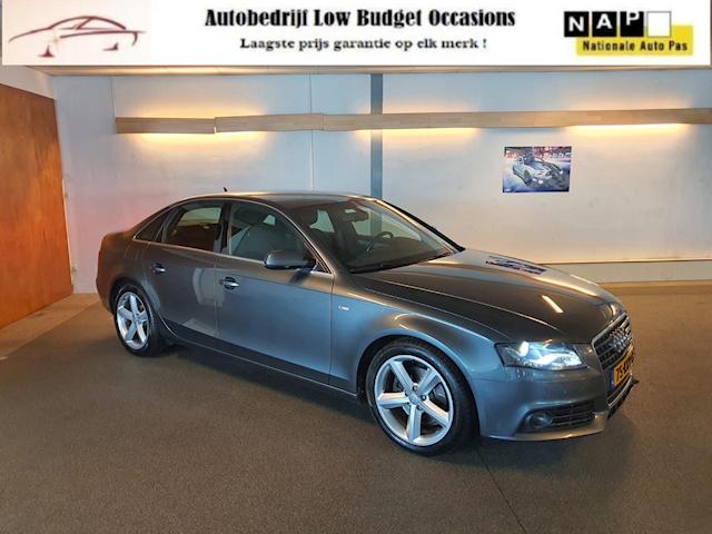 Audi A4 2.0 TDI S edition,Automaat,Dealer onderhouden,N.A.P,Xenon/Led,Cruise,Clima,Navi,Pdc,Lm velgen,Full options!!