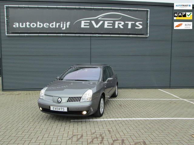 Renault Vel Satis 2.0 16V Turbo Exception automaat in uitzonderlijke mooie staat zowel van binnen en buiten als nieuw