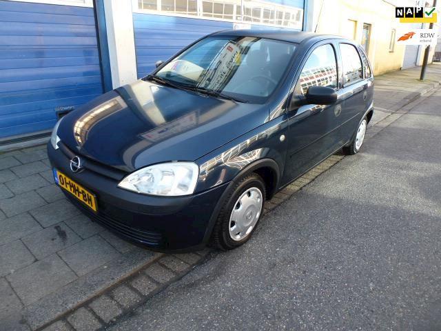 Opel Corsa 1.2-16V Apk/5Drs/Nap/Cd/Stuurbekr/Goede banden/Zeer Zuinig