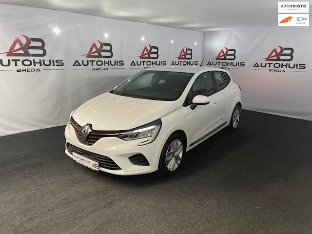 Renault Clio 1.0 TCe Intens,Navi,LED,Airco,5DR