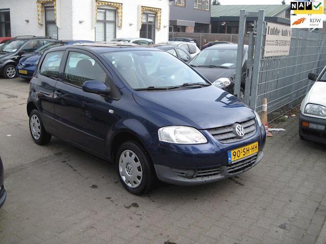 Volkswagen Fox 1.2 Trendline st bekr cv airco nap apk