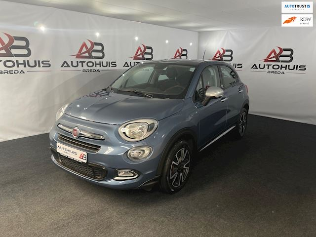 Fiat 500 X 1.6  Mirror Edition,Navi,Airco,5DR,TOPSTAAT
