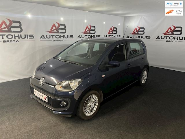 Volkswagen Up! 1.0 high up! Navi,5Dr,Airco