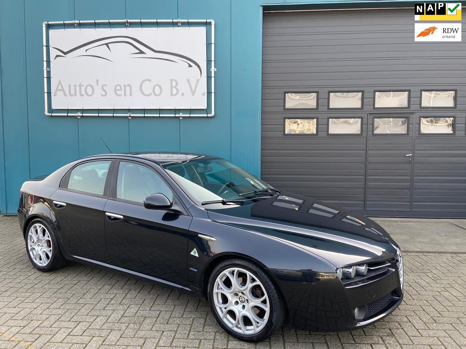 Alfa Romeo 159 occasion - Auto's en Co B.V.