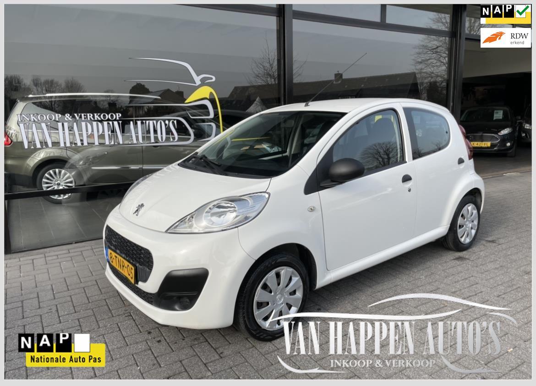 Peugeot 107 occasion - Van Happen Auto's