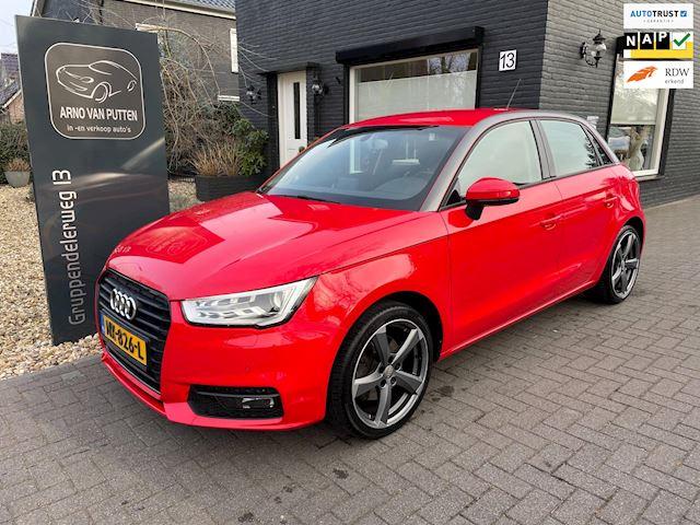 Audi A1 Sportback 1.4 TFSI Sport/Navigatie/LED Xenon/Airco ECC