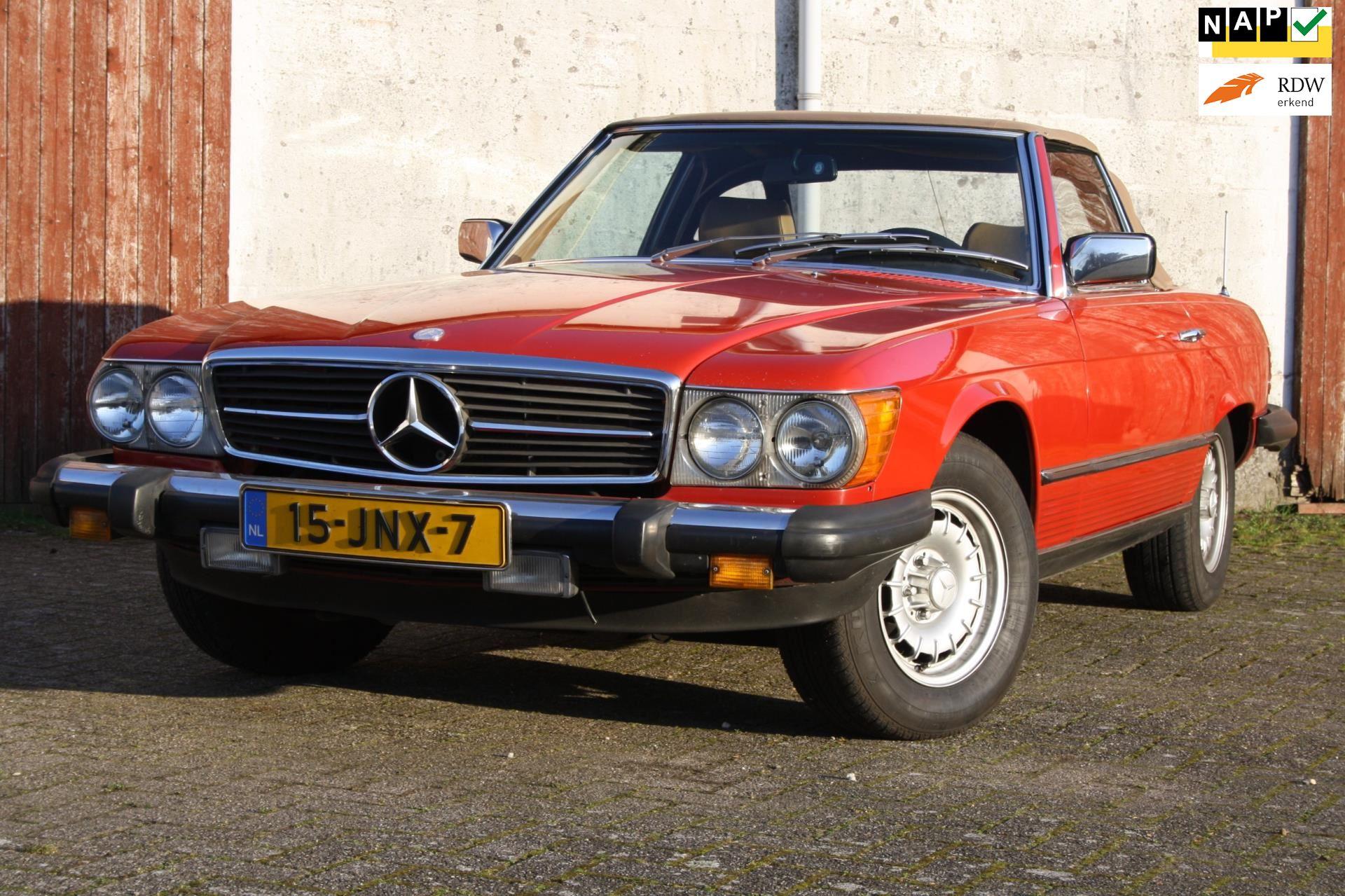 Mercedes-Benz SL-klasse occasion - Voorwaerts