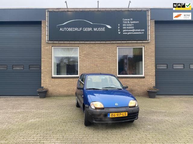 Fiat Seicento occasion - Autobedrijf Gebr. Mussé