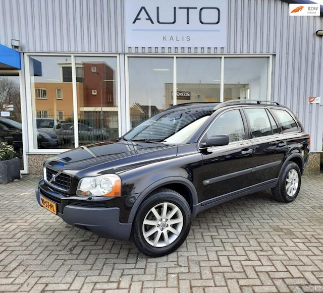 Volvo XC90 2.4 D5 Exclusive *Automaat*Airco*