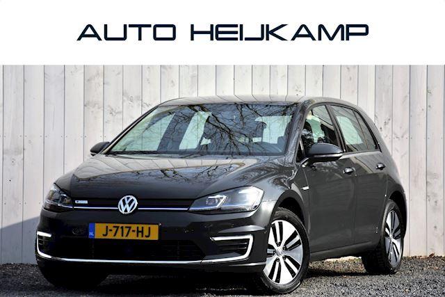 Volkswagen E-Golf E-DITION | Ex BTW | Navi | Active Cruise Control