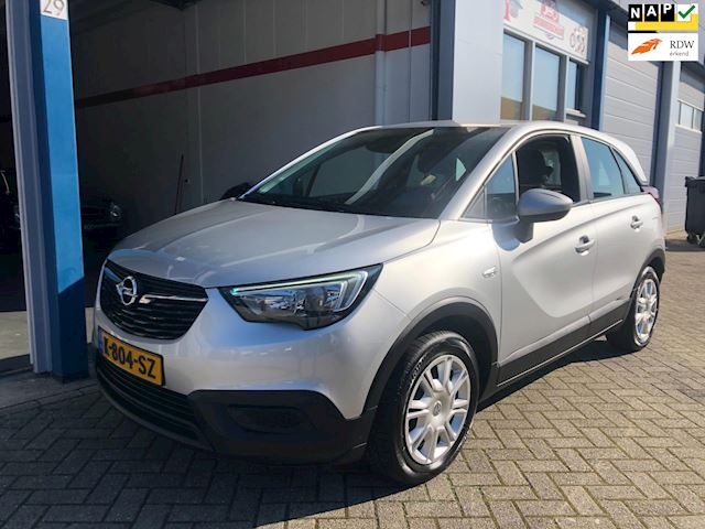 Opel Crossland X occasion - Auto Gout