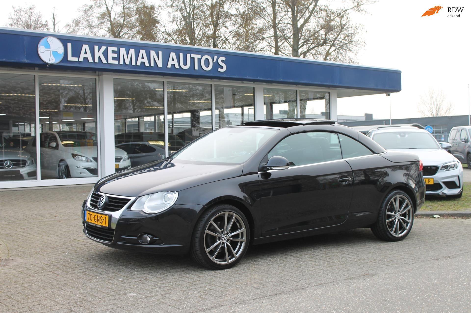 Volkswagen Eos occasion - Lakeman auto's Almere B.V.